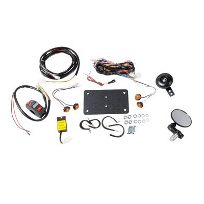 Tusk-ATV-Horn-Signal-Kit-with-Recessed-Signals-Fits-Polaris-SPORTSMAN-570-2014-2015-0