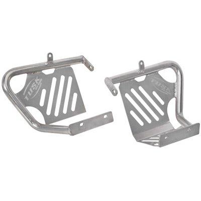 Tusk-Comp-Series-Aluminum-Heel-Guards-Fits-Kawasaki-KFX-400-2003-2006-0
