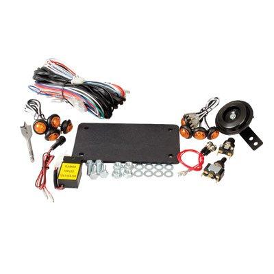 Tusk-UTV-Horn-Signal-Kit-Without-Mirrors-Fits-Polaris-RANGER-570-EFI-Full-Size-2014-2015-0