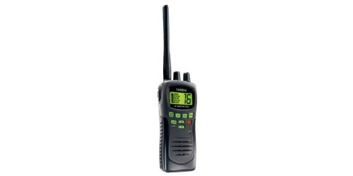 Uniden-Camoflauge-Floating-Handheld-2-Way-Dual-Band-Marine-VHFGMRS-Radio-0