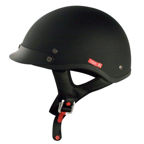 VCAN-V531-Cruiser-Half-Helmet-Gloss-Black-XX-Large-0
