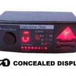 Valentine-One-Concealed-Display-for-Radar-Detector-0