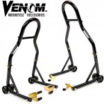 Venom-Sport-Bike-Motorcycle-Front-Rear-Combo-Wheel-Lift-Stands-Fork-Swingarm-Stands-Paddock-Stands-Fits-Yamaha-Honda-Kawasaki-Suzuki-Ducati-Bmw-0