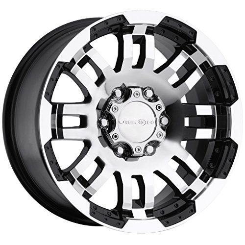 Vision-Warrior-375-Gloss-Black-Machined-Face-Wheel-16x85x127mm-0