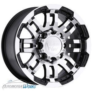 Vision-Warrior-375-Gloss-Black-Machined-Face-Wheel-17x858x1651mm-0-1