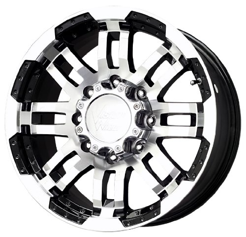 Vision-Warrior-375-Gloss-Black-Wheel-with-Machined-Face-18x88x1651mm-0