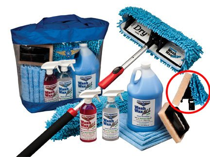 Waterless-RV-Aircraft-Boat-Wax-Mop-Kit-with-Bug-Scrubber-Mini-Mop-0