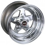 Weld-Racing-Pro-Star-96-Polished-Aluminum-Wheel-15x55x475-0