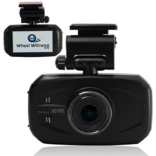 WheelWitness-HD-PRO-Dash-Cam-Super-HD-2560x1080P-1296P-170-Lens-LDWS-ADAS-FREE-microSD-For-Cars-Trucks-Night-Vision-Dashboard-Camera-Ambarella-A7LA50-Car-Security-WDR-Motion-Sensor-G-Sensor-0