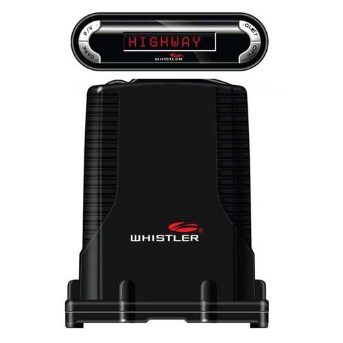 Whistler-PRO-3600-Pro-Series-Installed-Remote-Laser-Radar-Detector-0