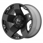XD-Series-by-KMC-Wheels-XD775-Rockstar-Matte-Black-Wheel-20x106x135-1397mm-24mm-offset-0