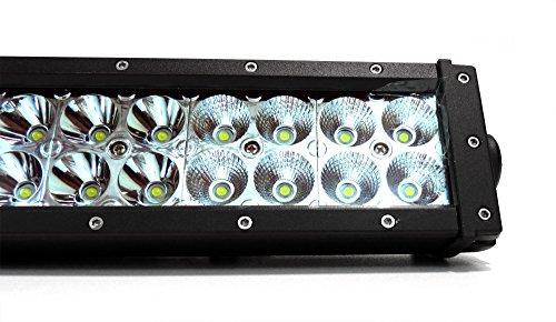 XDR-9-LED-Light-Bar-Type-A-Series-Truck-Spot-Flood-Combo-Side-Bracket-0-0