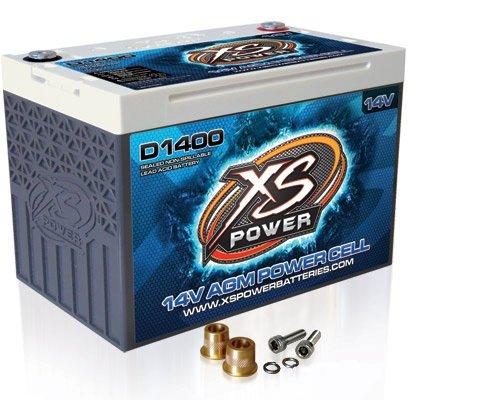 XS-Power-D1400-14V-2400-Amp-AGM-Battery-with-Terminal-0
