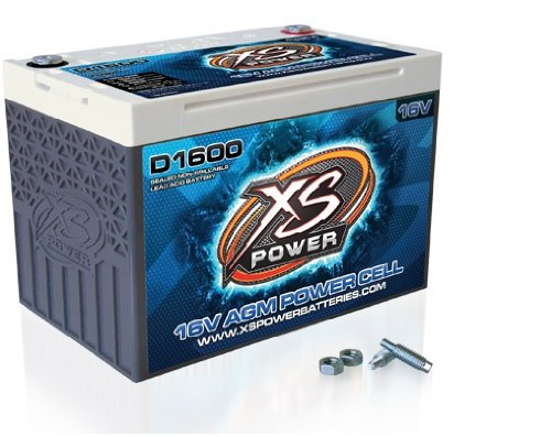XS-Power-D1600-16V-2400-Amp-AGM-Battery-with-38-Stud-Terminal-0