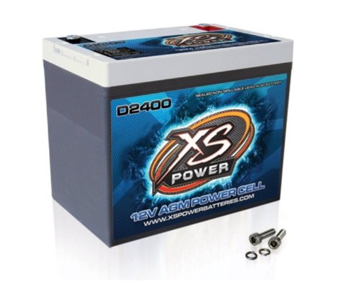 XS-Power-D2400-XS-Series-12V-3500-Amp-AGM-High-Output-Battery-with-M6-Terminal-Bolt-0
