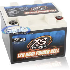 XS-Power-D925-XS-Series-12V-2000-Amp-AGM-High-Output-Battery-with-M6-Terminal-Bolt-0