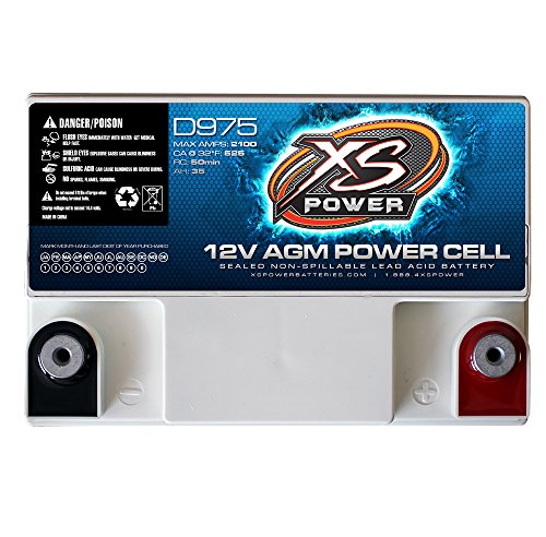 XS-Power-D975-XS-Series-12V-2100-Amp-AGM-High-Output-Battery-with-M6-Terminal-Bolt-0-1