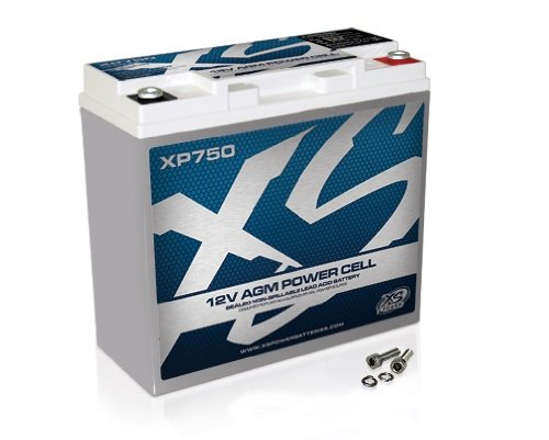 XS-Power-XP750-XP-Series-12V-750-Amp-AGM-Supplemental-Battery-with-M6-Terminal-Bolt-0