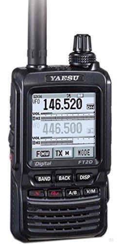 Yaesu-Original-FT-2DR-144430-Dual-Band-DigitalAnalog-C4FMFM-Handheld-Amateur-Transceiver-0