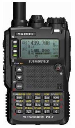 Yaesu-VX-8DR-Multi-Band-Submersible-VHFUHF-Amateur-Radio-Transceiver-0