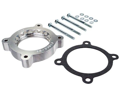 aFe-Power-Silver-Bullet-46-33017-Ford-F-150-EcoBoost-11-15-V6-35L-tt-Throttle-Body-Spacer-0-1