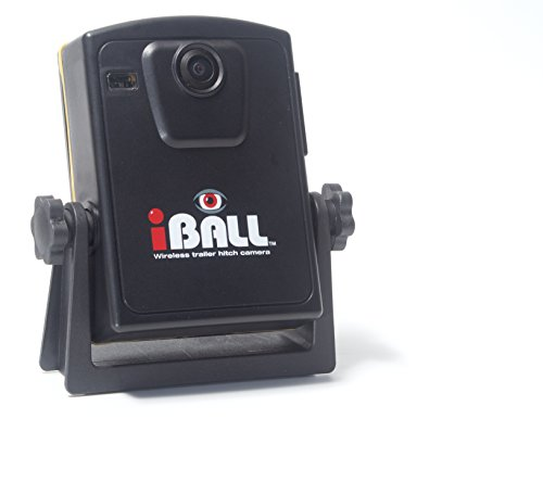 iBall-58GHz-Wireless-Magnetic-Trailer-Hitch-Car-Truck-Rear-View-Camera-LCD-Monitor-0-0