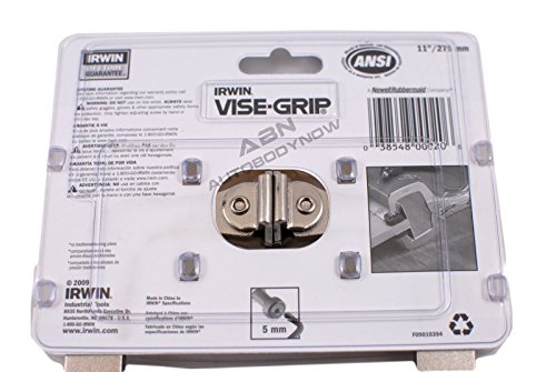 5-Pack-Irwin-20-Vise-Grip-11SP-11-Locking-C-Clamps-with-Swivel-Pads-0-0