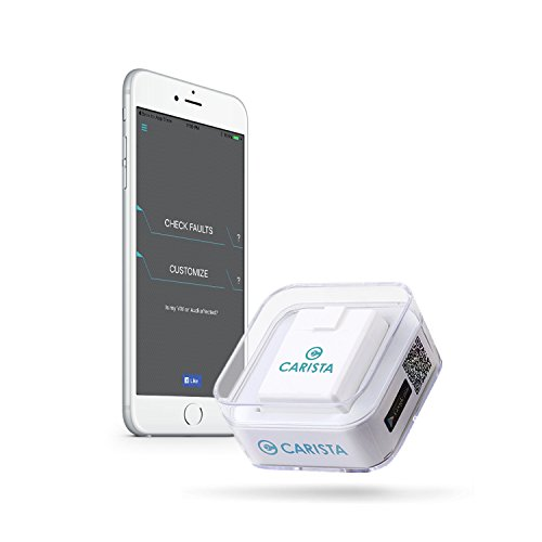 Carista Bluetooth OBD2 Adapter, Scanner and App for iPhone/iPad and Android