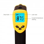 Etekcity-Lasergrip-1080-Non-contact-Digital-Laser-IR-Infrared-Thermometer-Temperature-Gun-YellowBlack-0-0
