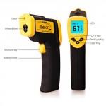 Etekcity-Lasergrip-1080-Non-contact-Digital-Laser-IR-Infrared-Thermometer-Temperature-Gun-YellowBlack-0-1
