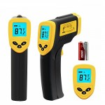 Etekcity-Lasergrip-774-Non-contact-Digital-Laser-IR-Infrared-Thermometer-Temperature-Gun-YellowBlack-2-Pack-0-0
