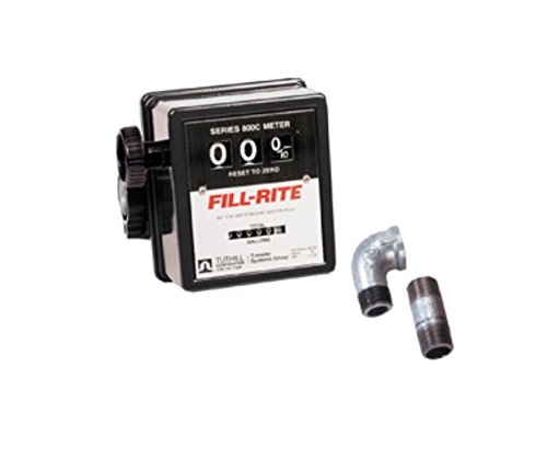 Fill-Rite-807CMK-34-Black-Meter-Kit-for-Pumps-NPT-0