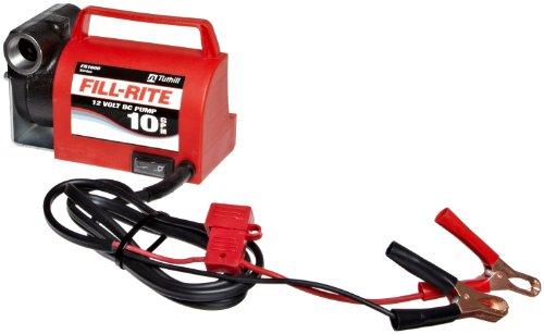 Fill-Rite-FR1612-Portable-Diesel-Fuel-Transfer-Pump-12-V-DC-10-GPM-15-HP-34-NPT-Inlet-No-Nozzle-0
