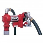 Fill-Rite-FR4210G-Fuel-Transfer-Pump-Telescoping-Suction-Pipe-12-Delivery-Hose-Manual-Release-Nozzle-12-Volt-20-GPM-0