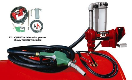 Fill-Rite-FR4210GBFQ-Hi-Flow-Fuel-Transfer-Pump-Telescoping-Suction-Pipe-20-Delivery-Hose-Automatic-Release-Nozzle-Filter-12-Volt-20-GPM-0