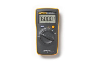 Fluke-101-Basic-Digital-Multimeter-Pocekt-Portable-Meter-Equipment-Industrial-0