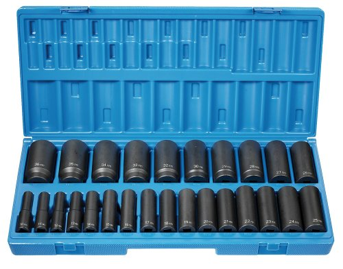 Grey-Pneumatic-Metric-Socket-Set-0