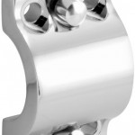 Jaybrake-Two-Button-Micro-Switch-Clamp-Chrome-for-Harley-0