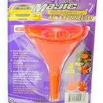 Majic-4-Pieces-4-Sizes-Plastic-Funnel-Set-for-Car-Oil-Gas-and-Fluids-0-1
