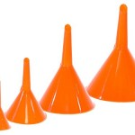 Majic-4-Pieces-4-Sizes-Plastic-Funnel-Set-for-Car-Oil-Gas-and-Fluids-0