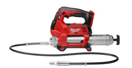 Milwaukee-2646-20-M18-18-Volt-Lithium-Ion-Cordless-2-Speed-Grease-Gun-Bare-Tool-0