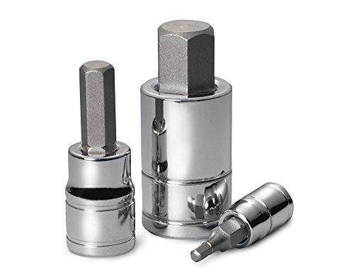 Neiko-10075A-Hex-Allen-Bit-SAE-Socket-Set-564-916-Inch-S2-Steel-13-Piece-Set-0-0