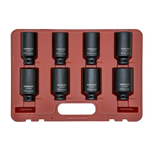 OEMTOOLS-24480-8-Piece-12-Point-Axle-Nut-Socket-Set-0-0