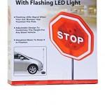 Parkez-Flashing-LED-Light-Parking-Stop-Sign-For-Garage-0