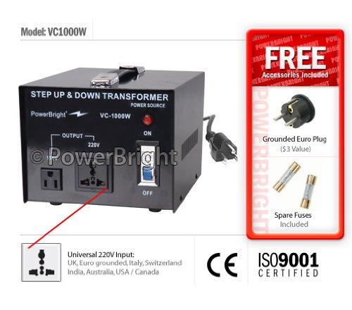 Power-Bright-Voltage-Transformer-100-Watt-Step-UpDown-110-Volt-220-Volt-0-0