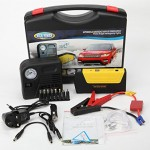 RioRand-13600mAH-Multi-Function-Car-Jump-Starter-Kit-with-Built-in-Survival-Hammer-Blade-LED-Torch-Flashlight-and-150-PSI-Air-Compressor-Tire-Pump-0-0