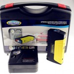 RioRand-13600mAH-Multi-Function-Car-Jump-Starter-Kit-with-Built-in-Survival-Hammer-Blade-LED-Torch-Flashlight-and-150-PSI-Air-Compressor-Tire-Pump-0