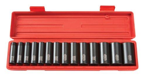 TEKTON-4880-12-Drive-Deep-Impact-Socket-Set-38-1-14-SAE-Cr-V-14-Sockets-0