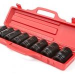 TEKTON-4889-34-Drive-Deep-Impact-Socket-Set-27-38mm-Metric-Cr-V-8-Sockets-0-0