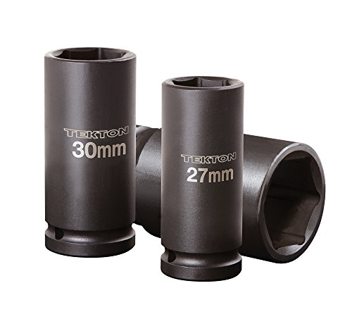 TEKTON-4889-34-Drive-Deep-Impact-Socket-Set-27-38mm-Metric-Cr-V-8-Sockets-0-1